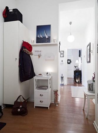 简约生活空间_60平米清幽雅致的公寓设计