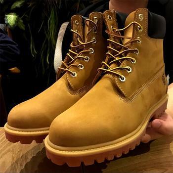 马丁靴男英伦风工装短靴子军靴真
