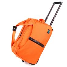 包邮 手提行李包 旅行箱 拉杆箱包特价 大容量时尚 潮女 梦迪狮正品