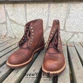 【NewYOK】美代 RED WING RW 8111 男靴 经典款 红翼 现货