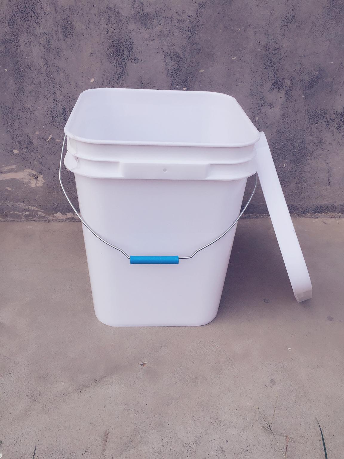 20升25升塑料包装桶食品级果酱桶农药桶涂料桶胶水桶