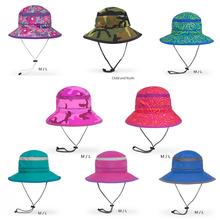 一周左右发货 儿童 Sunday  儿童渔夫帽户外防晒超轻防水 UPF50