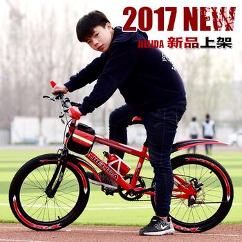 新款儿童自行车20/22寸男女孩大