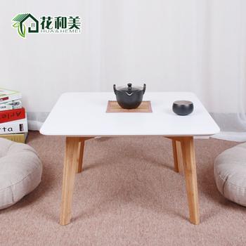 简约日式榻榻米迷你茶几实木创意