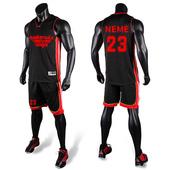 篮球服套装男背心运动篮球裤夏季训练球衣团购队服定制印字篮球服