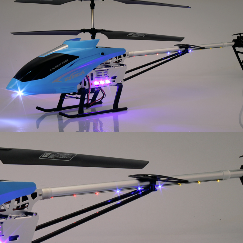 合金耐摔遥控飞机 超大型儿童电动玩具飞机航拍摇控