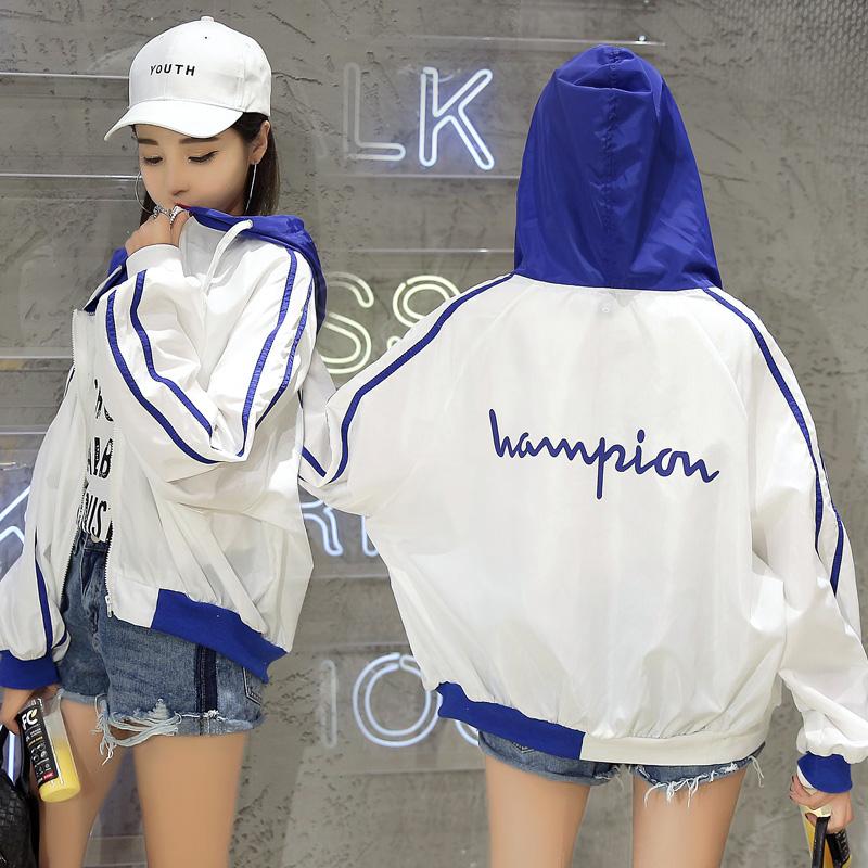 外套春装学生时尚宽松夏季潮韩版防晒棒球休闲