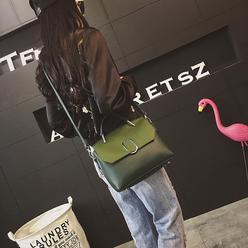 小包包2016新款斜挎包女士冬季韩版单肩包小方包时尚女包手提包潮