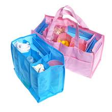 妈咪包多功能大容量无纺内胆分格包收纳袋婴儿外出包妈妈包母婴包