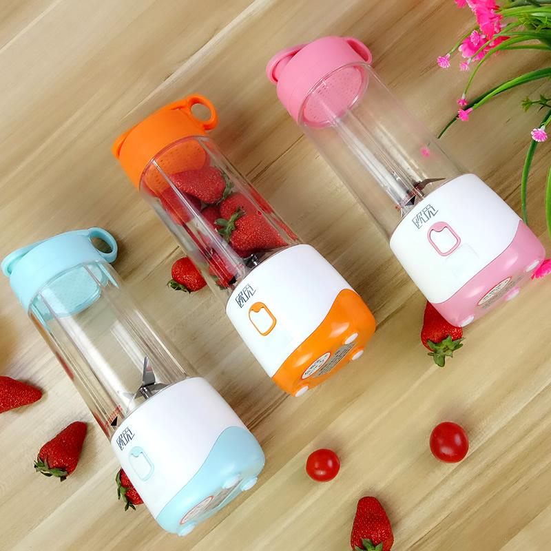 家用全自动小型便携式学生榨汁机简易果汁机迷你多功能
