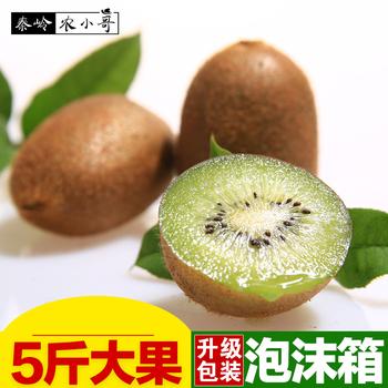 预售陕西周至猕猴桃新鲜非野生徐