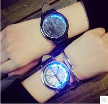 手环情侣L非智能触儿童男女学生防水电子运动手表包邮清仓