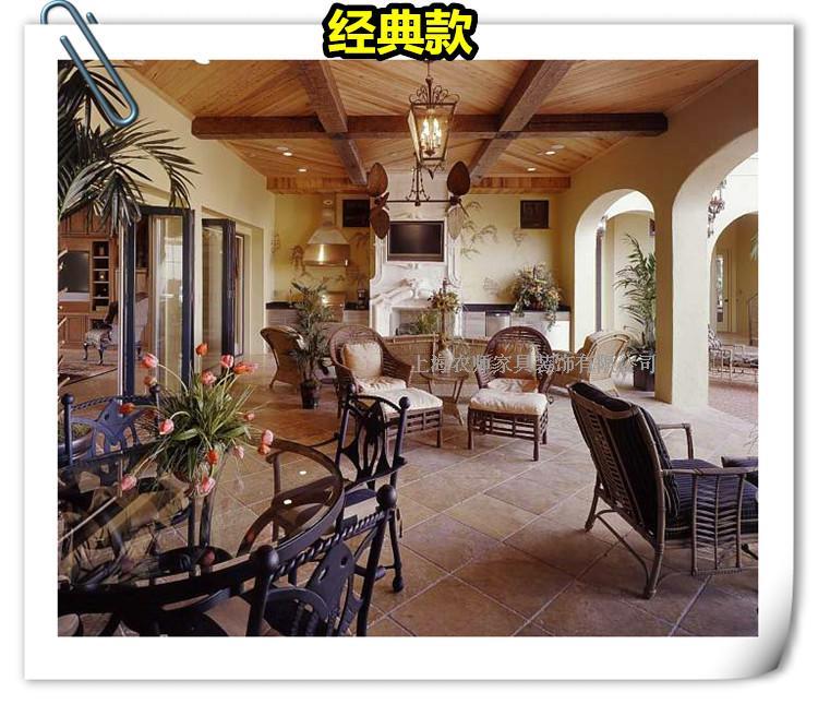 厂家专业定制老木头实木梁托欧式 复古做旧假梁吊顶装饰阳台客厅