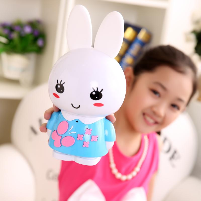 小白兔子宝宝早教故事机0-3岁婴幼儿mp3儿童音乐玩具