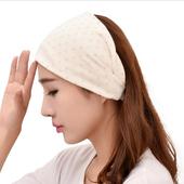 包头巾 产后百搭彩棉套头薄款 春夏秋季新款 纯棉月子头巾月子帽