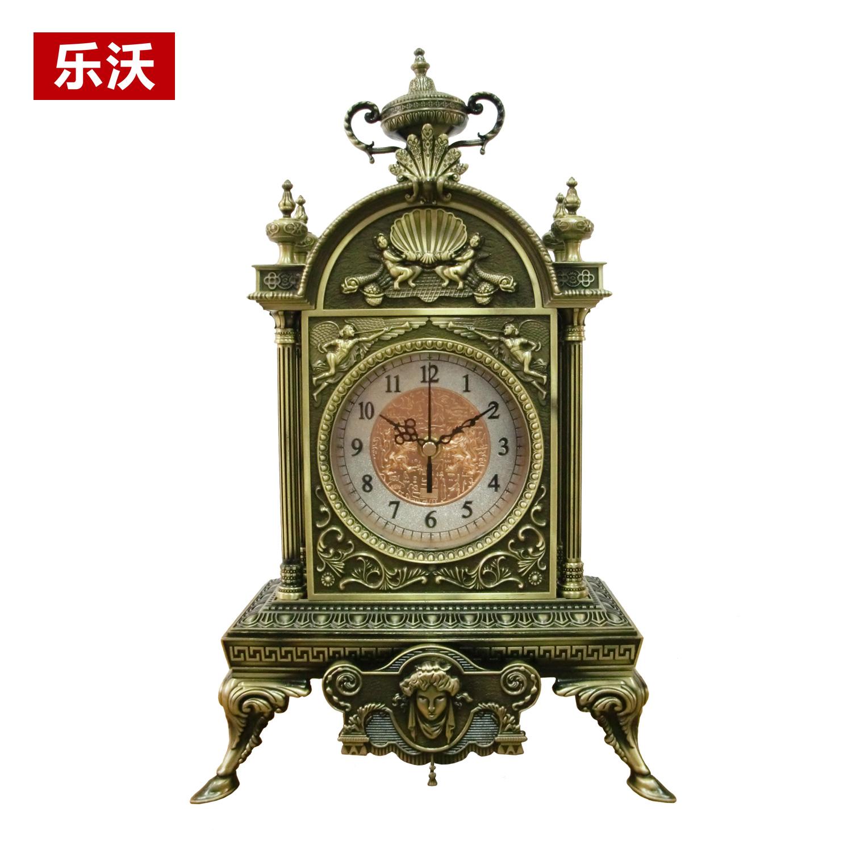 钟表客厅装饰品 创意家居工艺品摆件