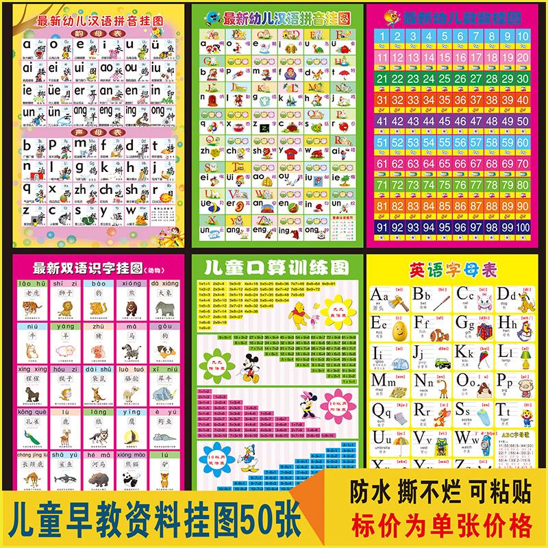 诀表英语字母表汉语拼音表