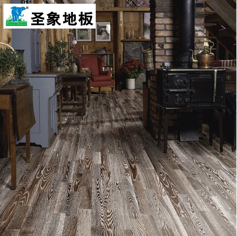 三层实木地板 v5系列 ks8364阿兰达曲柳专卖店正品