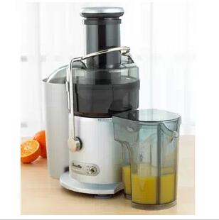 海外代购正品Breville铂富JE98XL家用厨房电器榨汁机搅伴料理机