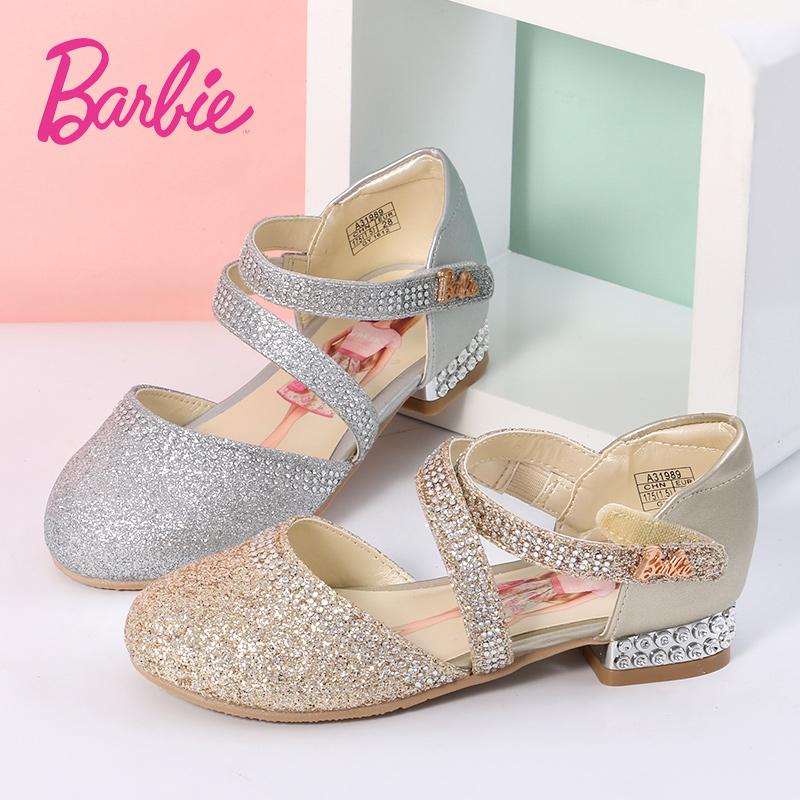正品[儿童高跟公主鞋]儿童高跟鞋公主鞋子评测
