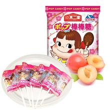 【天猫超市】不二家美梅味 50g/袋 休闲零食小吃糖果棒棒糖