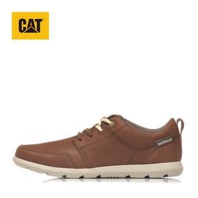 CAT卡特男鞋 春夏季专柜同款 牛皮户外休闲鞋运动男鞋P719783