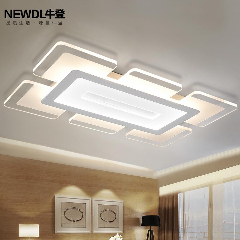 超薄led吸顶灯现代简约卧室灯创