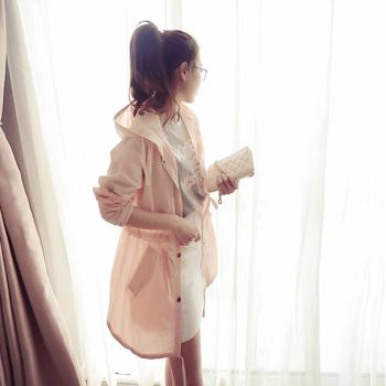 夏季新款防紫外线防晒衣女长袖超