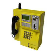 无线投钱硬钱电话机自动收费限时通话防水防暴公共电话机
