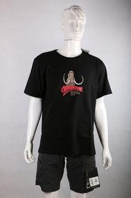 瑞士猛犸象Mammut Logo T-Shirt速干衣衬衫速干T恤男短袖