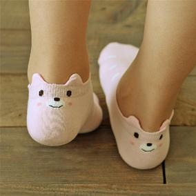 原宿卡通可爱糖果色立体浅口船袜女士袜子女纯棉夏短袜薄款棉袜