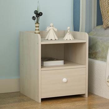 床头柜简约现代小柜子简易组装收