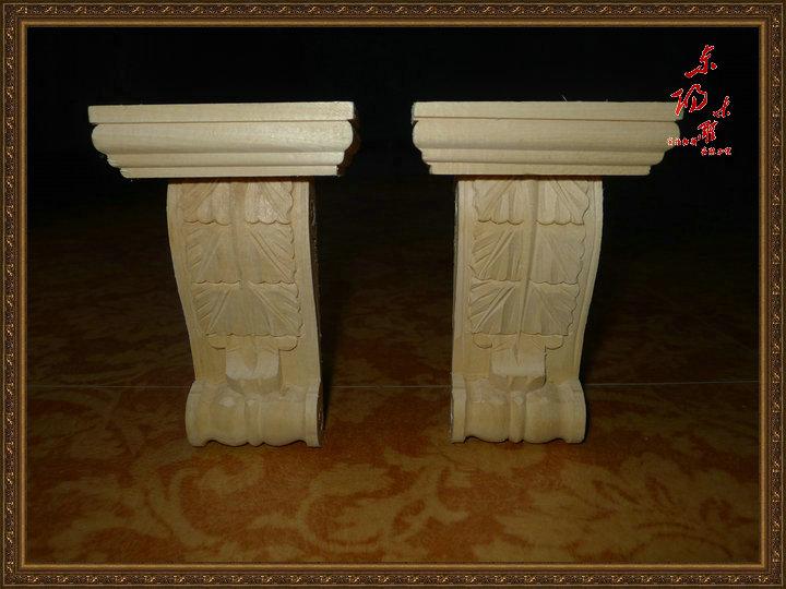 欧式装修罗马柱头