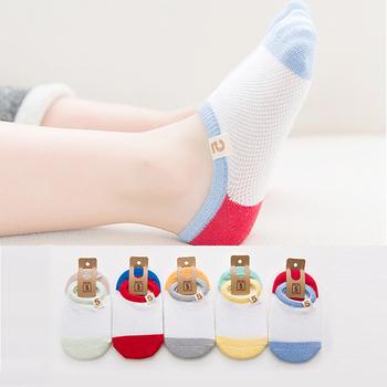 儿童薄袜子夏季纯棉3-5-7-9岁4男
