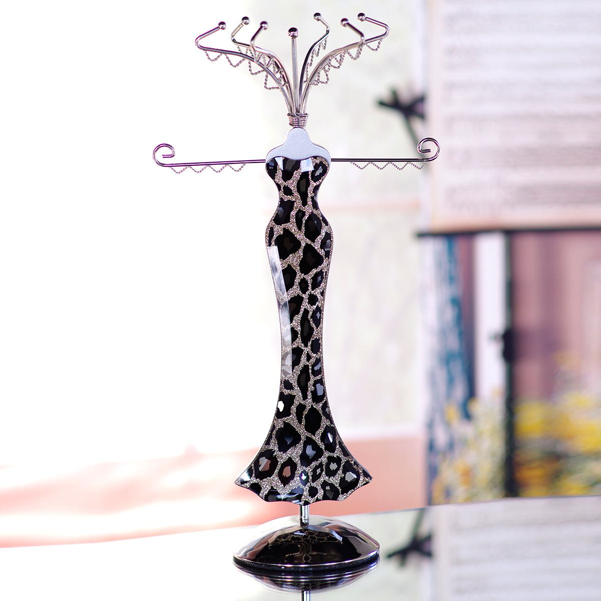 首饰架公主创意欧式珠宝饰品展示架复古项链架耳环架摆件包邮礼物