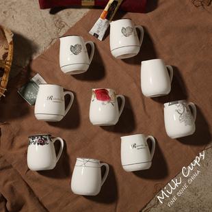 【特价】欧式美式田园创意陶瓷瓶咖啡糖缸下午茶骨瓷