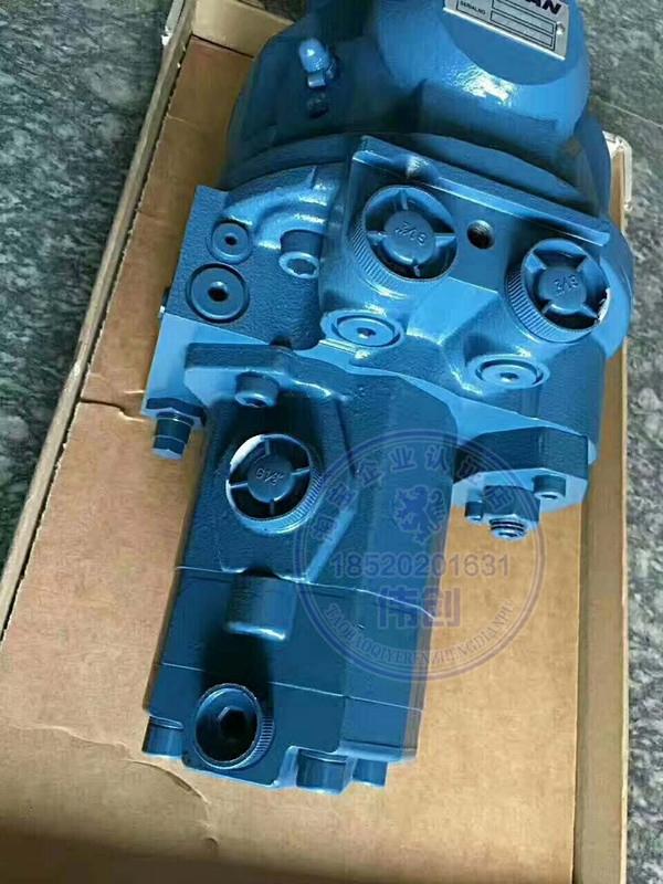 挖掘机配件 现代 大宇55/60-7徐工60液压泵总成 ap2d25/28液压泵图片