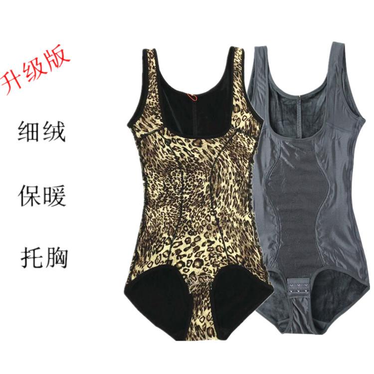 2015脂肪新款塑身衣连体女a脂肪提臀束身衣产秋冬的燃烧后图片