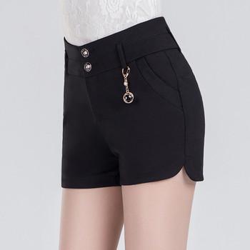 2017春夏季新款西装短裤女士休闲