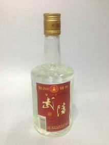 正品白酒陈酒陈年老酒-05年52度500ML名酒湖南武陵曲酒