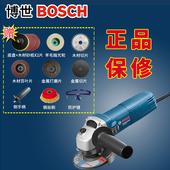博世打磨机磨光机手磨机切割机多功能砂轮博士角磨机家用TWS6700