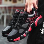 2017新款春季韩版潮流休闲运动男鞋旅游跑步百搭男士潮鞋学生英伦