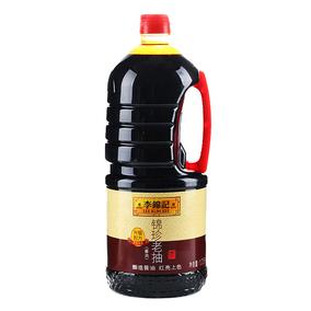 【天猫超市】李锦记锦珍老抽1750毫升 调料红烧上色酿造酱油