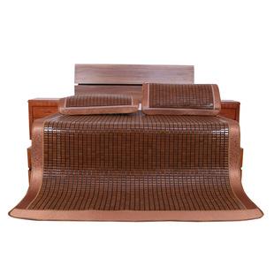 夏季竹凉席沙发垫加厚碳化竹粒坐垫居家麻将沙发垫子透气防滑