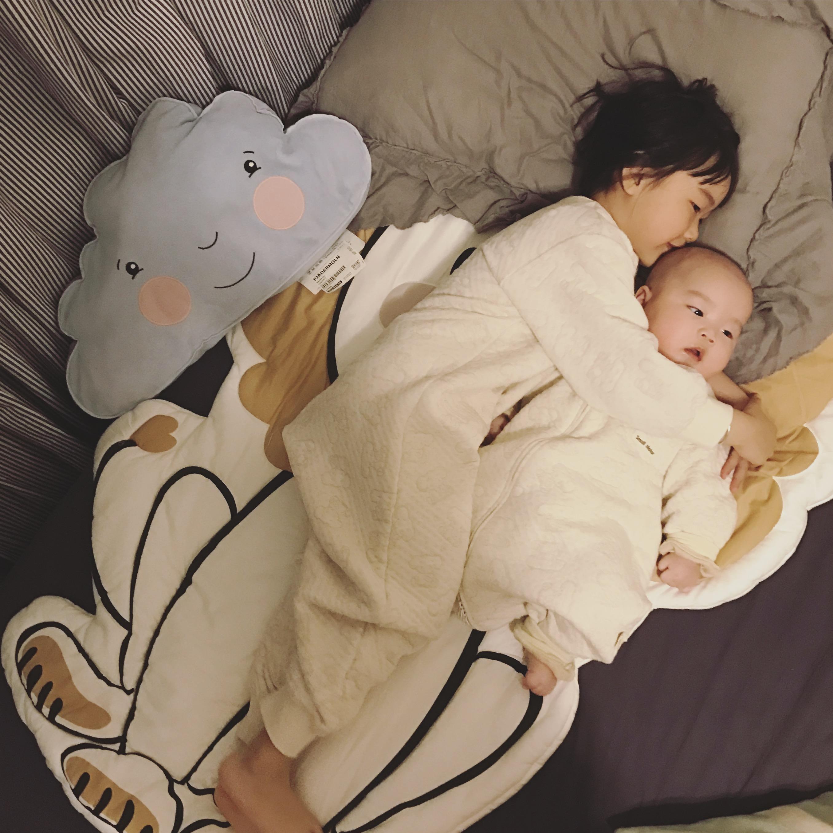 安全到可以吃的有机棉 新疆有机彩棉分腿睡袋  春秋款 100%全棉