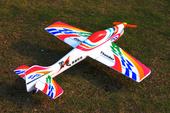 雷电 赛斯纳入门练习机 EPO电动f3A特技3D机 翼风模型