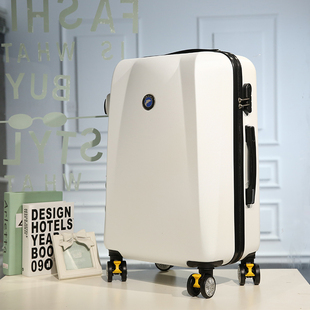 时尚拉杆箱韩版行李箱男女旅行箱26寸2422寸皮箱子密码箱登机箱包