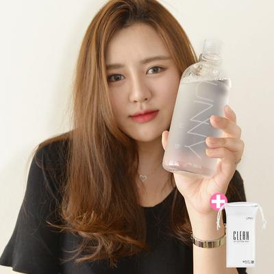 韩国正品unny卸妆水脸部温和清洁无刺激卸妆油眼唇卸妆液500ml