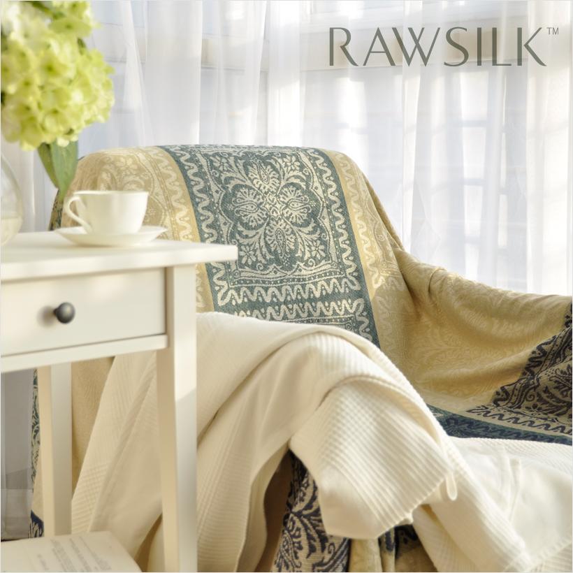 沙发巾布艺雪尼尔沙发垫防滑沙发布欧式沙发罩盖毯子