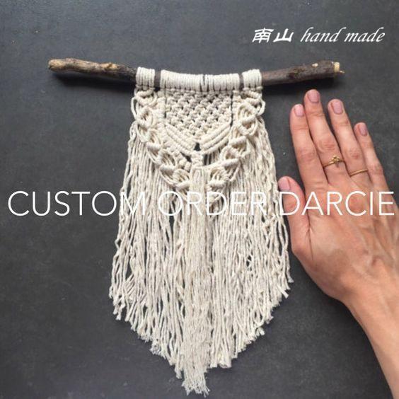 波西米亚挂毯DIY材料包 手工编织 挂毯编织材料包壁挂毯材料包